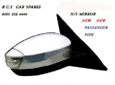 FORD S- MAX DRIVERS SIDE DOOR MIRROR  ELECTRIC (  INC INDICATOR ) 2006 - 2009
